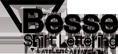 Besse Shirt Lettering
